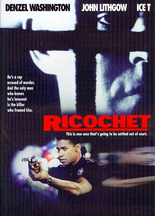 RICOCHET BY WASHINGTON,DENZEL (DVD)